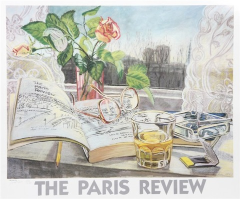 paris review by janet fish