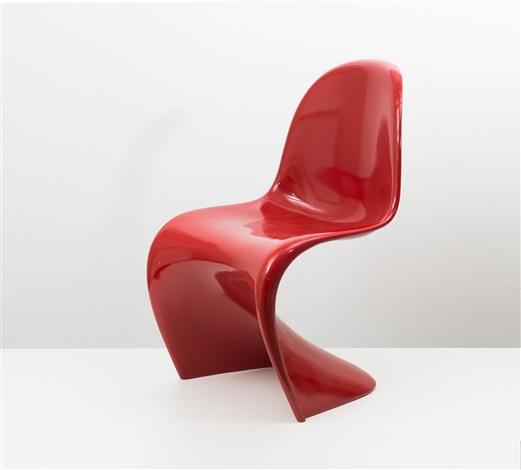 Stuhl Panton Chair By Verner Panton