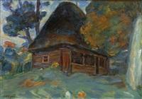 maison paysanne de transylvanie by calin alupi