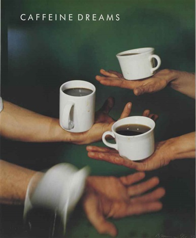 caffiene dreams by bruce nauman