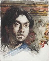 self portrait by jan toorop