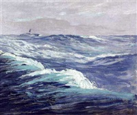 seascape by john a. dix