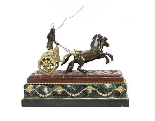 charioteer by benedetto boschetti
