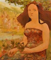 flore by luc lafnet
