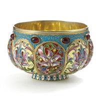 a russian bowl by nikolai alekseev
