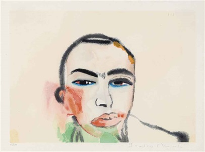 artwork by francesco clemente