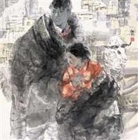 人物 by ren jimin