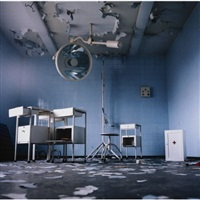 stasi city (operating room) by jane & louise wilson