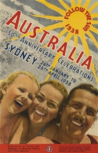 australia/150th anniversary celebrations by douglas annand