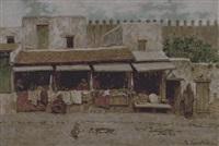 marocco, botteghe moresche by roberto guastalla