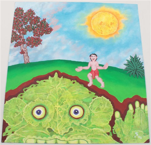 grüner berg by robert zeppel sperl