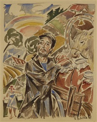 le colporteur by ilya kagan