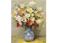 fleurs by marcel dyf