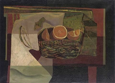 still life by robert macbryde
