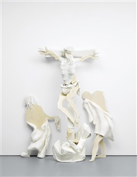 crucifixion by rachel feinstein