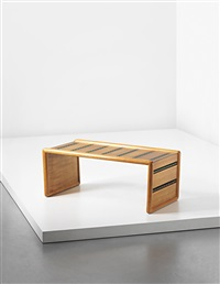 rare coffee table by jean royère