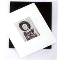 maskenselbstbildnisse (portfolio of 7) by gertrud arndt