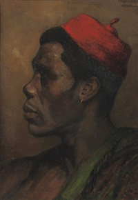 the red hat by frans slager