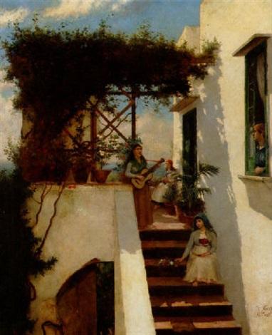 musikstund capri by vittorio avanzi
