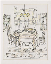 une salle à manger by fernando audiffred