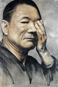 takeshi kitano by alex
