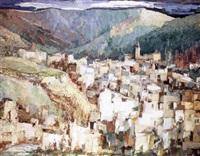 paisaje - pirineo catalán by martin ruiz anglada