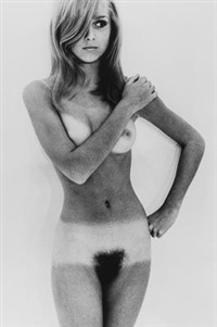 nude by terence donovan