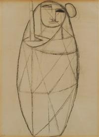 figure by emile gilioli