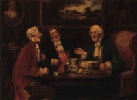 after dinner conversation by george fox