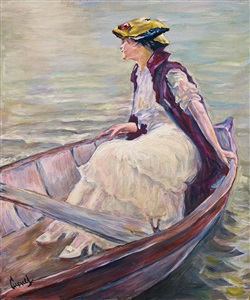 artwork by edward cucuel