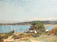 on the riviera by robert weir allan