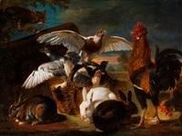 allegorie der wachsamkeit by david de coninck
