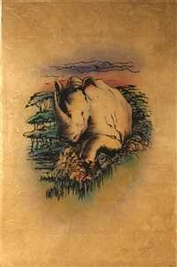 rhinocerous by stan k. peskit