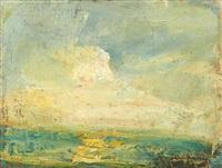 vaste paysage by irène bataille