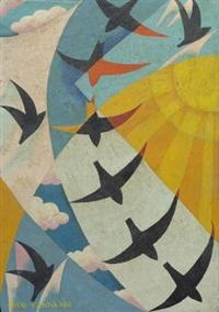volo di rondini by giulio d'anna