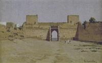 mekinez el-magreb by roberto guastalla