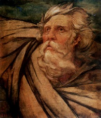 king lear by james pittendrigh macgillivray