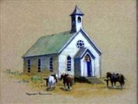 country church by robert wagoner
