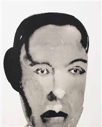 billie by marlene dumas