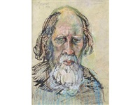 self portrait by gregoire johannes boonzaier