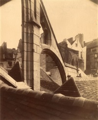 st severin by eugène atget