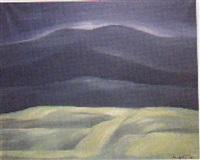 paisaje by alfonso sucasas