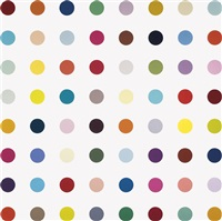 ethyl laurate by damien hirst