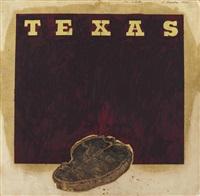 texas by ed ruscha