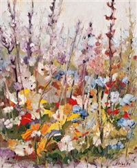 wild flowers by fernand labelle