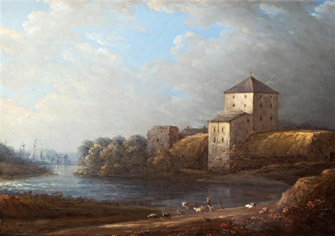 nyköpings slott by carl johan fahlcrantz