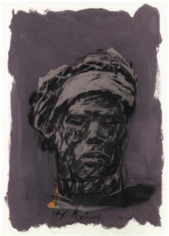 chief kubicai by william kentridge