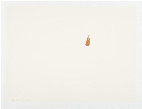 red sails by alex katz