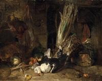 küchenstillleben by philippe rousseau