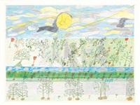 paysage by oskar haus